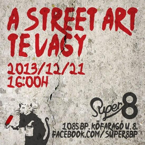 streetarttevagy